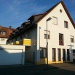 Hirschengarten Hotel Foto