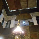 Ceiling of Riad
