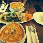mauseman chicken & potato curry