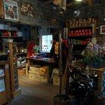 Pioneer Museum gift shop.