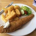 tiny supermarket frozen fish i reckon