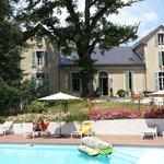 Le Castelet + pool