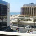 Vistas desde el hotel