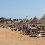 Radisson beach