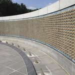 These stars represent people who have served and died in their service to this country. WWII