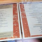 Adequate lunch menu