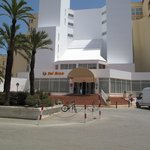 Front of the Sol Ibiza