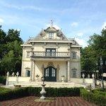 Villa Volta, haunted house....it spins!!