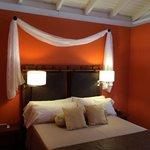 Спальня в лодже