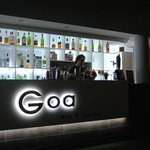 Goa Bar - head there for great cocktails