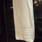Loved the towel linens