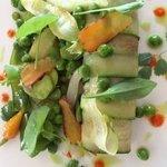 Vegetarian Main.