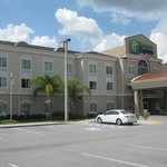 The Holiday Inn Express Hotel