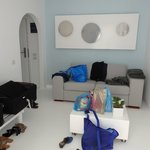 entrance honeymoon deluxe suite nr. 106