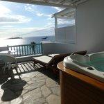 balcony honeymoon deluxe suite nr. 106