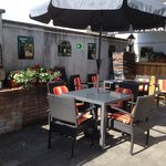 Outside Seating Area/Beer Garden