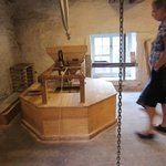 The milling room
