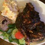Jerk Chicken - delicious!