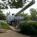 Rail Gun, 14 inch