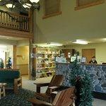 Barneveld, Deer Valley Lodge, Front Desk