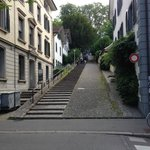 nearby access to ETH (just 137 steps)