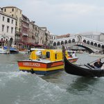 Venetian EMT and the Rialto Bridge