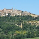 View of Chianchiamo Terme from PB