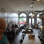 Inside Nutshell Eatery & Bakery