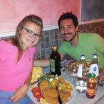 """Cotoletta """"Gitana"""" & Pizza Fragrante"""