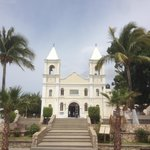 San Jose del Cabo Church from the front