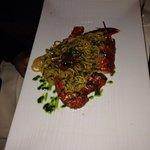 Pasta with lobster, amazing