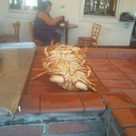 Local Crab at Fishermans Warf