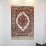"""Hereke of """"Troy rug store"""" back in Lisbon"""