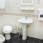 Baño habitación Standard