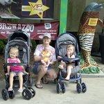 Me and grandbabies
