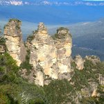 The 3 Sisters at the Blue Mountains