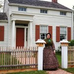 The Kirby House at Old Bethpage Village Restoration