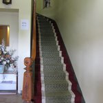 Diese Treppe, gehoerte mal zum Eingang.