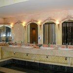 baño del lobby