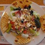 Best Greek salad ever!