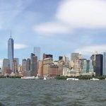NYC skyline 6-21-14