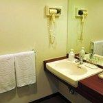 アロマフレグランスルームの洗面所