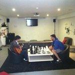 Hangout room