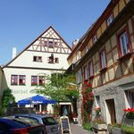 Hotel Gasthof Goldener Greifen back
