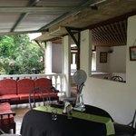 Open ait patio