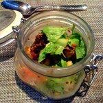 from Spiral's Salad Bar
