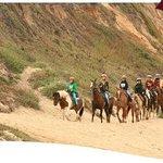 Seahorse Ranch beach ride