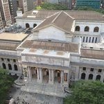 View of New York Public Library
