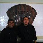 Clean kitchen and restaurant! Great staff