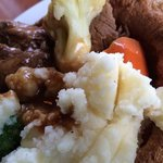 Roast beef.